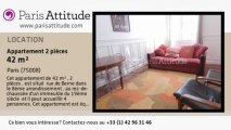 Appartement 1 Chambre à louer - Batignolles, Paris - Ref. 8517