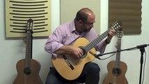 Tienda de instrumentos musicales en Madrid - Guitarra Paco Castillo Modelo 240