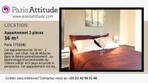 Appartement 1 Chambre à louer - Batignolles, Paris - Ref. 8059