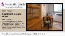 Studio Apartment for rent - Bastille, Paris - Ref. 2232