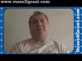 Russell Grant Video Horoscope Taurus October Saturday 12th 2013 www.russellgrant.com