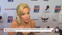 Camille Grammer Undergoes Hysterectomy After Cancer Diagnosis