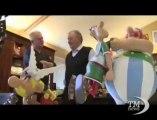 Asterix, esce un nuovo albo: è il primo non firmato da Uderzo. L'eroe gallo torna con una nuova avventura ambientata in Scozia