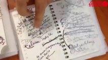 Dans l'intimité de Gainsbourg - Les agendas de Serge Gainsbourg mis en vente