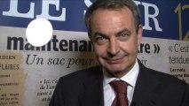 Zapatero, Monti, Verhofstadt : leurs ideés pour réinventer l'Europe