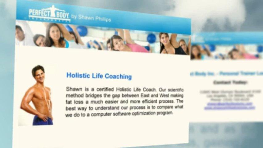 Holistic Personal Training Program