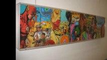 Galerie anne-marie et roland pallade - exposition Eric Liot 2008