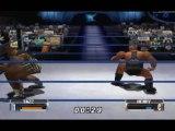 N64 - WWF No Mercy - Hardcore Title - Match 2 - Tazz vs Mark Henry