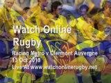 Metro vs Clermont Auvergne Rugby Heineken Cup 2013