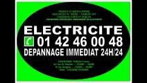 ELECTRICIEN DU 9eme - 0142460048 - 9 RUE BERGERE - 75009 - PARIS