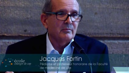 Plaidoyer pour une école promotrice de santé - Jacques Fortin