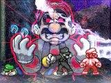 mugen symbioteルイージ&symbioteマリオvsルイージ&マリオ