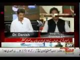 Sawal Yeh Hai (( 12 October 2013 ) Imran Khan [[ PTI ] Special Interview with Dr Danish ARYNews