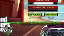 Grand Theft Auto V Redeem Codes (Xbox360, PS3)