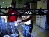 Space Shuttle Thermal Tile Demonstration