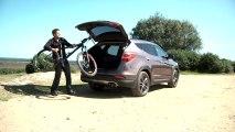 Hyundai Santa Fe Versatility Practicality