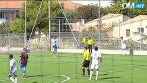 U19 DH - OM 2-0 Fréjus St Raphaël : le résumé