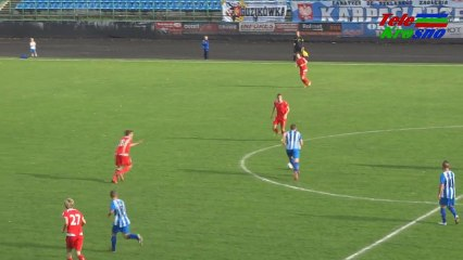 Karpaty - Widzew - Kapitalny gol Buczka