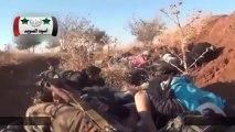 Suriye'de terör grubu İslam Tugayı pusuya düşürüldü.. islamidavet.com