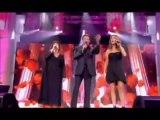 L'hymne à l'amour   Celine, Johnny et Maurane