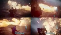 Deep Down PS4 Multiplayer Gameplay