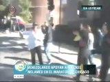 Venezolanos apoyan a Maickel Melamed en maratón