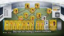 FIFA 14 Ultimate Team - Première leçon