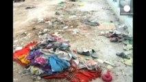 India: sale il bilancio delle vittime della calca