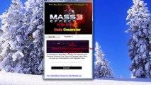 Mass Effect 3 Omega DLC Redeem COdes Generator Xbox 360 / PS3