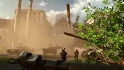 Official TV trailer de Battlefield 4