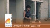 CHRONIQUES DE CHANTIER - Rencontre avec Marie-Pierre Étienney - Partie 2