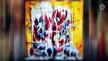 Benjamin Spark… L'artiste aux super-héros !