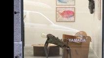 Galerie anne-marie et roland pallade - exposition Masayoshi YAMADA 2011
