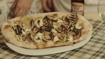 Chef d'Italia. Ricetta Pinsa Romana. Ristorante la Greppia