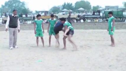 01 Catcher Point - FreeStyle Girls Kabaddi Tournament 2013 Match 14