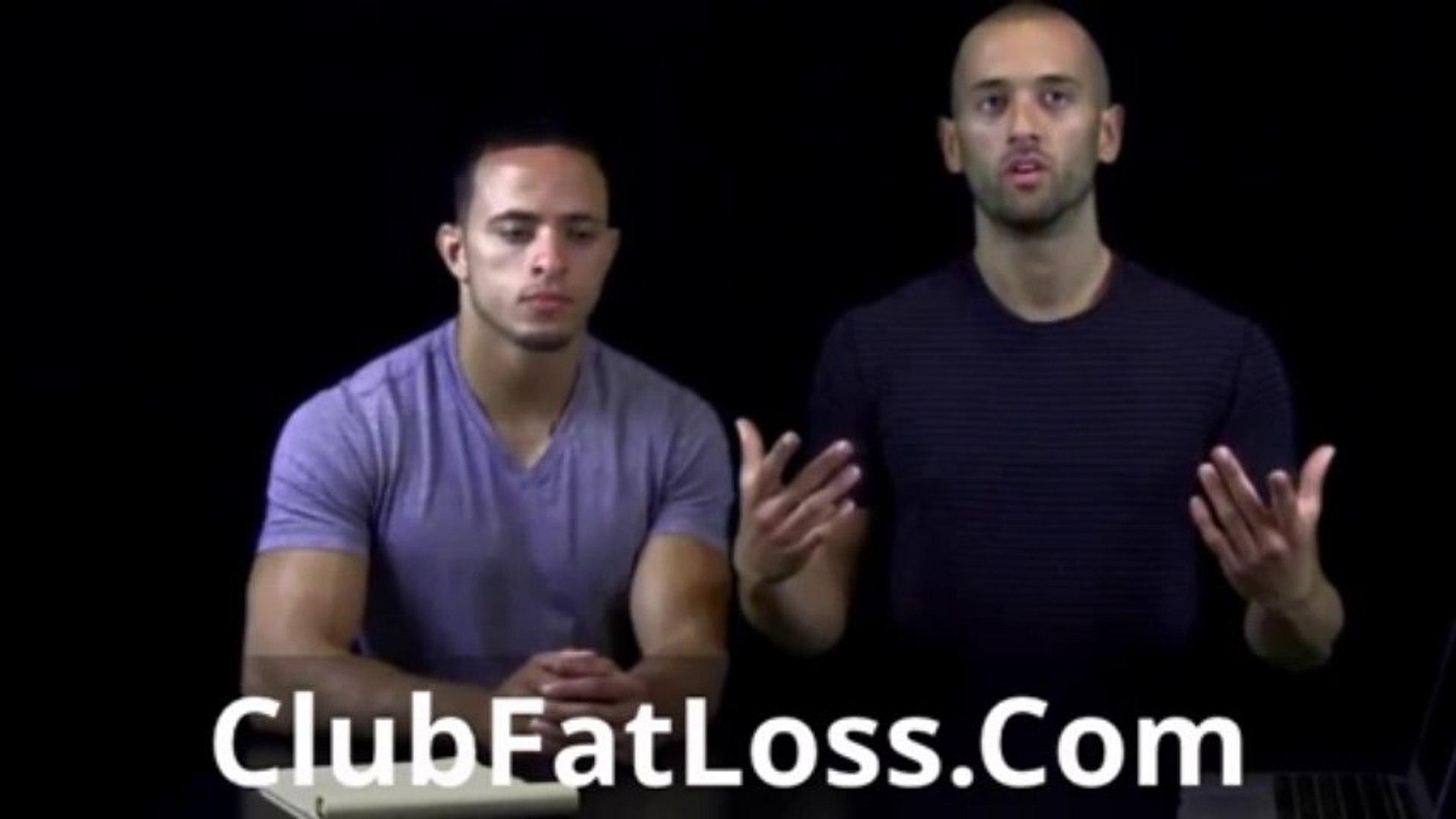 Motivational weight loss video