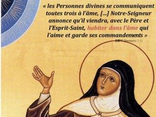 1. Prier avec l'icône de Sainte Thérèse d'Avila