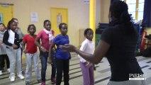 Rythmes éducatifs : atelier Hip Hop à l'école Tandou - Paris 19e