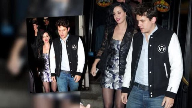 Katy Perry Parties With John Mayer After Her SNL Performance