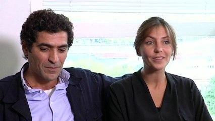 Cherif : Interview des acteurs