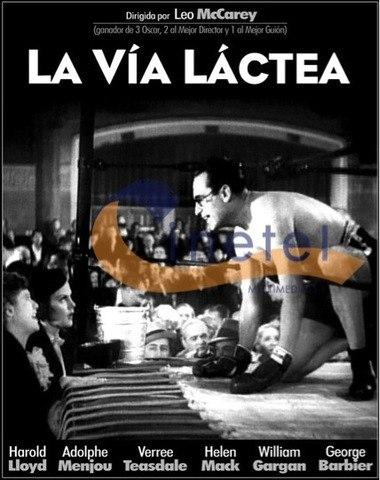 LA VIA LACTEA (THE MILKY WAY, 1936, SPANISH, CINETEL)
