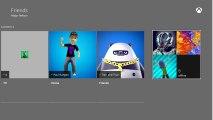 Xbox One (XBOXONE) - Friends App sur Xbox One
