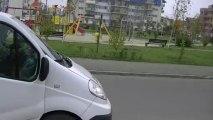 VIDEO. Exclusiv! Demonstratie de forta ASPA!! Bancescu, seful ASPA, Politia Locala si 10 masini nou-noute de hingheri – 5 in cartierul Brancusi, 5 in Prelungirea Ghencea, Drumul Taberei, Bucuresti, Romania, 14 octombrie 2013, ora 13.00