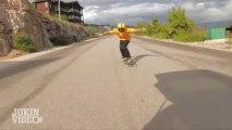 Fast and Slow | Downhill Longboard #FAIL