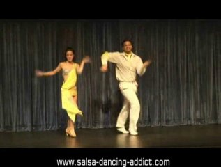 Pro/Am Salsa Performance - Que Lio