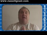 Russell Grant Video Horoscope Pisces October Tuesday 15th 2013 www.russellgrant.com