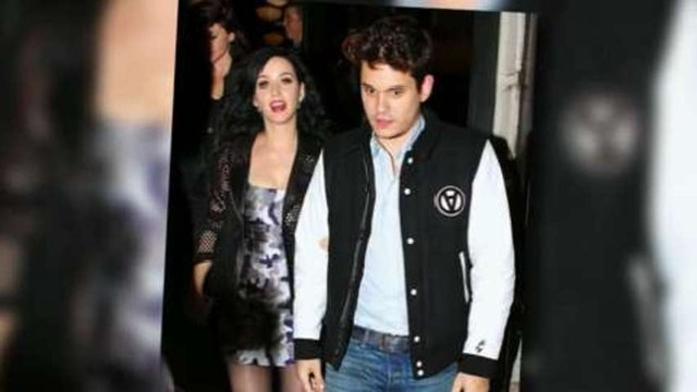 Katy Perry Parties with John Mayer