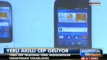 "Turkcell ""Yerli Akıllı Telefon - Gebze""  @BloombergHT"