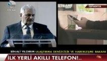 """Turkcell """"Yerli Akıllı Telefon - Gebze"""" @KanalD Ana Haber"""