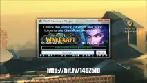 WORLD OF WARCRAFT HACK - WOW TIME CARD GENERATOR 2013 updated Oct 15,2013